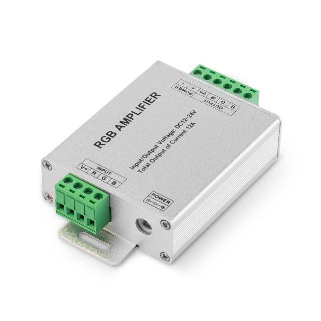 Amplificador RGB para 10mts