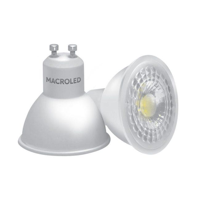Dicroica LED de alta potencia